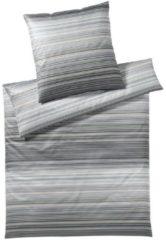 Mako-Satin Bettwäsche Ocean graphite Elegante graphite