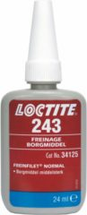 Loctite 1370559 Borgmiddel medium (blauw) 24ml