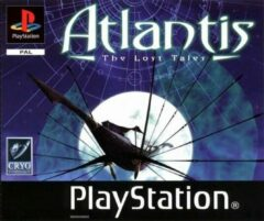 Playstation Atlantis The Lost Tales (PS1)