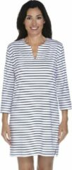 Coolibar UV jurk Dames - Wit - Maat 42
