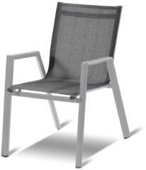 Hartman Aruba stapelstoel xerix aluminium / textileen
