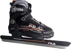 Zwarte Fila Schaats Wizy Ice Speed Verstelbaar Maat: 32-35