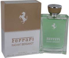 Ferrari Radiant Bergamot eau de toilette spray 100 ml