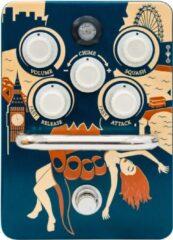 Orange Kongpressor compressor effectpedaal