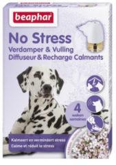 Beaphar No Stress Verdamper Met Vulling Hond - Anti stressmiddel - 30 ml