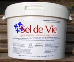 Sel de Vie Scrubzout Bamboe (groen) 12,5kg