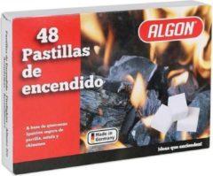 Algon Barbecue Aanmaakblokjes - 48 stuks