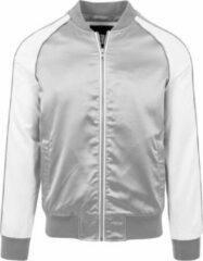 Urban Classics Jacket -M- Souvenir Zilverkleurig
