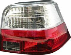 AutoStyle Set Achterlichten passend voor Volkswagen Golf IV 1998-2003 excl. Variant - Rood/Helder