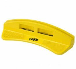 Toko - Scraper Sharpener World Cup - Ski-gereedschap geel/zwart