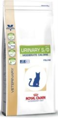 Royal Canin Veterinary Diet Urinary S/O Moderate Calorie - Kattenvoer - 1500 g
