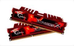 G.Skill Ripjaws-X - DDR3L - 16 GB: 2 x 8 GB - DIMM 240-PIN F3-1600C9D-16GXLL