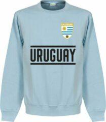 Lichtblauwe Retake Uruguay Team Sweater - Licht Blauw - M