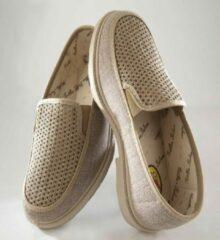 Beige Generic Luchtige schoenen, kleur naturel, maat 44