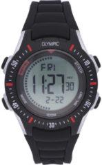 Olympic OL45HKR012 Horloge BIKING digitaal zwart-rood 40 mm
