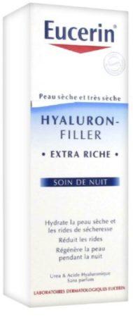 Afbeelding van Eucerin Hyaluron-Filler Anti-Rimpel Urea Rijke textuur Nachtcrème - 50 ml