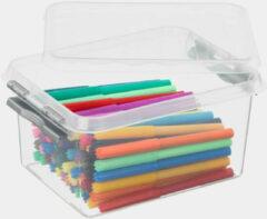 Sunware Q-Line Box 2 Liter Transparant