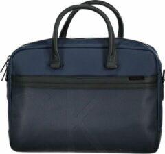 Calvin Klein Laptoptas Blauw UNI Heren