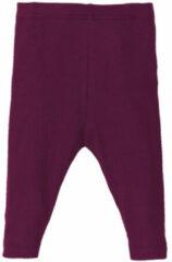 Minibär DESIGN Baby-leggings, wild berry 50/56