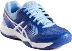 ASICS Tennisschuhe Gel Dedicate Damen blau, Größe: 8.5-M43.5 W42.5