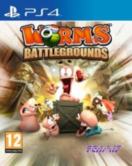 Sold Out Worms Battlegrounds - PS4