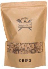 Rookplankje.nl Kersen Chips 2,5 L | BBQ | Rookhout