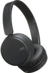 JVC HA-S35BT mobiele hoofdtelefoon Stereofonisch Hoofdband Zwart