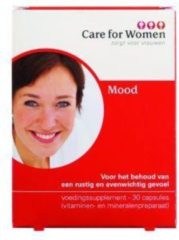 Cfw Care for Women Mood - 30 Capsules - Voedingssupplement