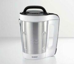 SILVERCREST® Blender met kookfunctie - Soepmaker - inhoud 1,6L - 1000W - Soepmaker met 4 automatische programma's - RVS - mix- en warmhoudfunctie