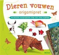 Zuid-Nederlandse Uitgeverij N.V. / Centrale Uitgeverij Origamipret - Dieren Vouwen