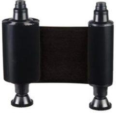 Zwarte Evolis lint zwart R2211