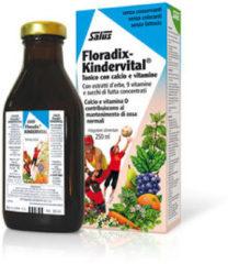 Salus Floradix Kindervital Tonico Con Calcio E Vitamine 250 Ml