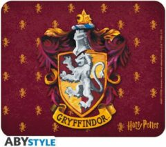 Rode ABYSTYLE Harry Potter - Gryffindor - Flexible Mouse Pad