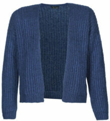 Blauwe Kleding Cardigan Br17015 by IKKS Women