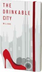Stifflexible notitieboek Milano 13 x 21 cm papier grijs