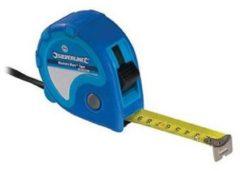 Silverline Measure Mate' Rolmaat (10 M X 25 mm)