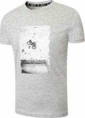 Dare 2b T-shirt Kids' Go Beyond Junior Katoen Grijs Maat 116