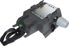 Hamax 604012 Gepäckträger-Adapter Hamax, für Zenith Kindersitz, grau (1 Stück)