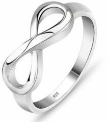 Leukste Koop Infinity ring zilverkleurig (19 mm, maat 9)