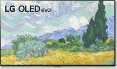 Zwarte LG G1 OLED55G1RLA - 4K OLED TV