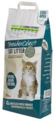 Breedercelect Kattenbakvulling 100 Procent Recycled - Kattenbakvulling - 10 l