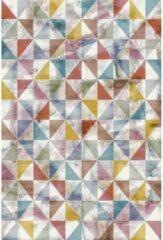 Impression Rugs Picasso Sahra Vintage Vloerkleed Multi Laagpolig - 80x150 CM