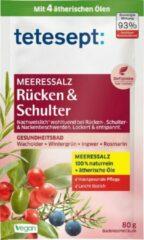 Tetesept Badzout Rücken & Schulter (80 g)
