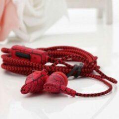 GsmXL J2-A10 - oordopjes - rood