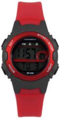 Coolwatch by Prisma CW.344 Kids Horloge Skills Digitaal Kunststof Rood 34 mm