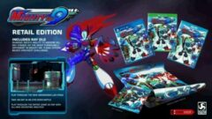 Deep Silver Mighty No.9 + Ray Expansion (Cross-Buy: Includes PS3 & Vita Downloadable Version) /PS4
