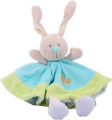 Merkloos / Sans marque Konijn tutdoek babypluche 30 cm