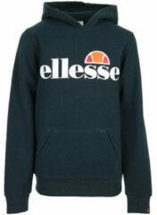 Blauwe Sweater Ellesse Jero Hoody Jr