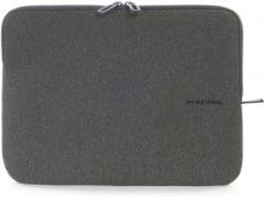 Tucano Second Skin Sleeve MELANGE 13-14 Laptophoes Geschikt voor max. (laptop): 35,6 cm (14) Zwart