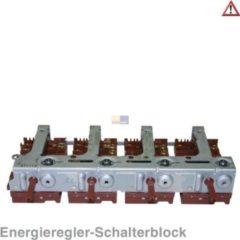 Constructa Kochplattenschalterblock 4er-Einheit YH36-150aII für Herd 10007493